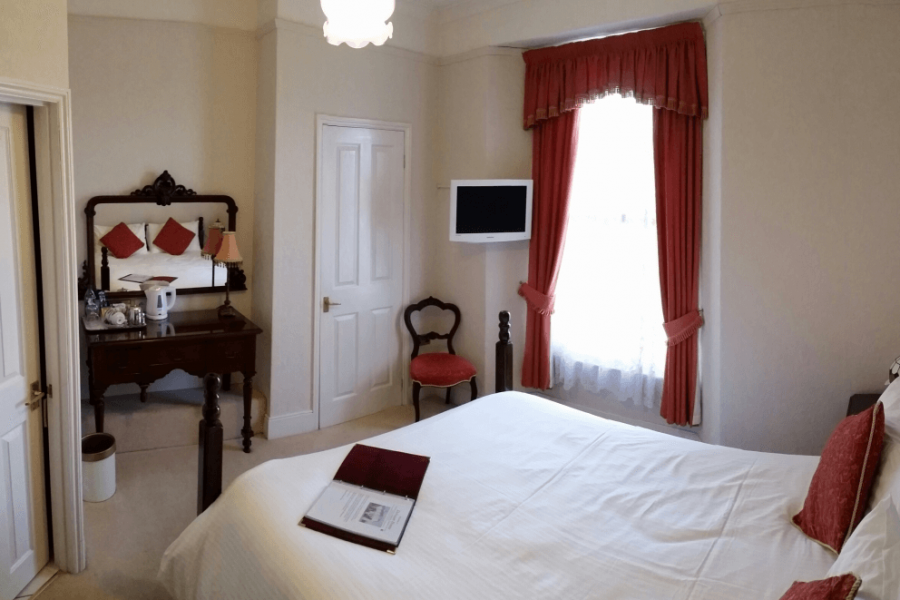 superior double room 12