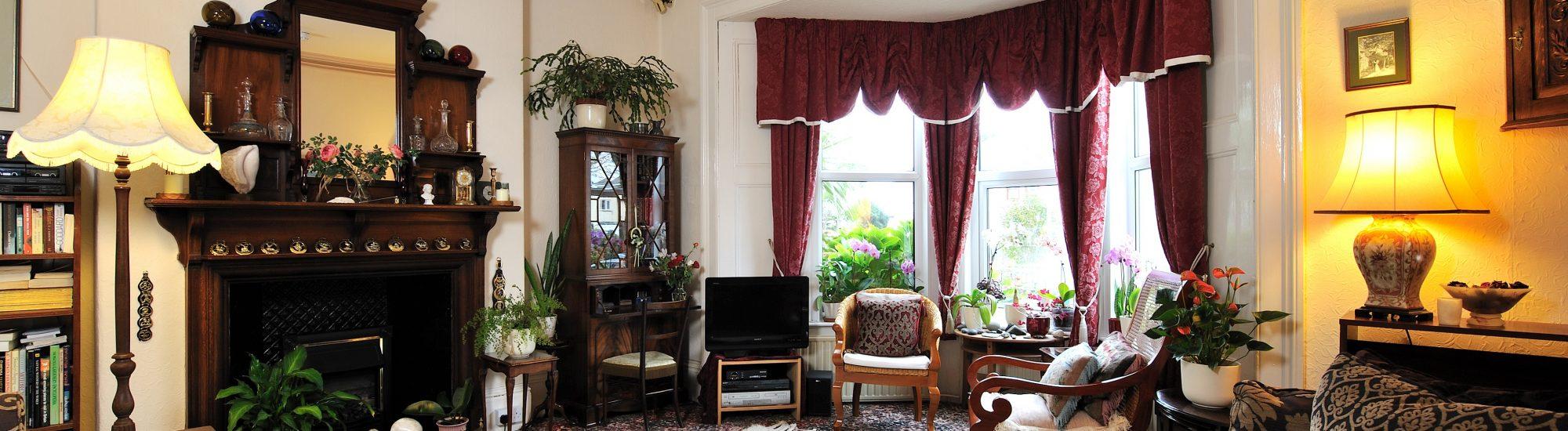 Dolvean House Lounge