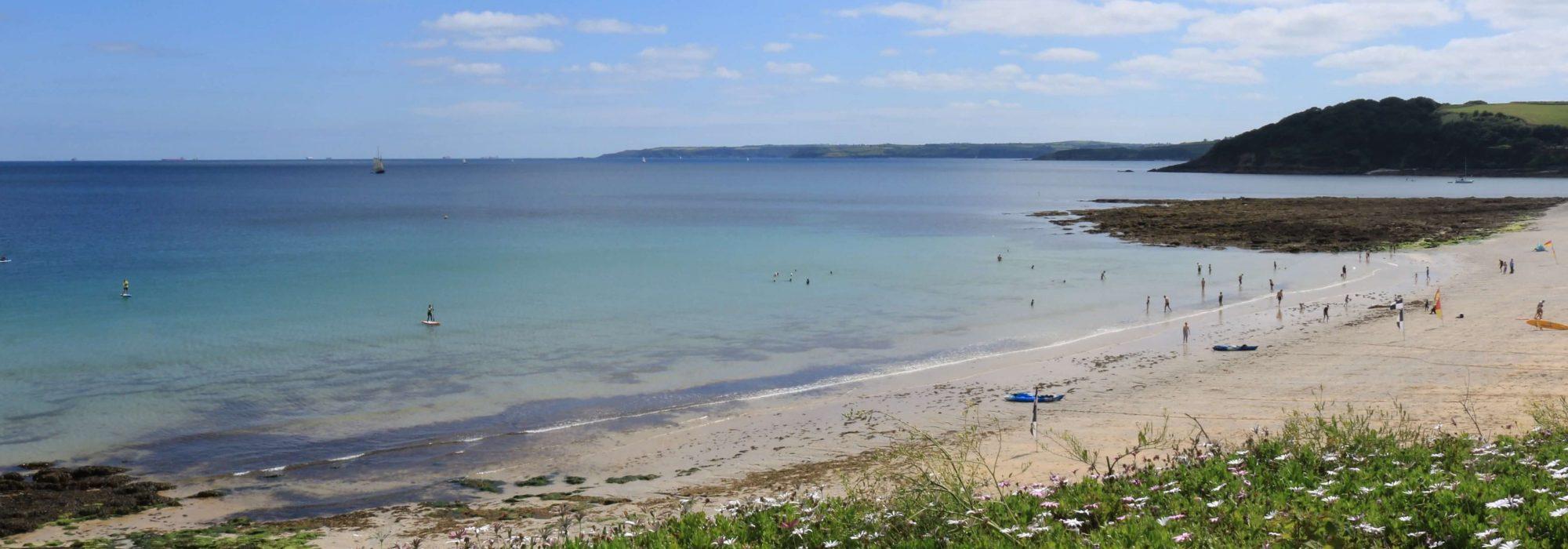 Gyllyngvase Beach - Falmouth