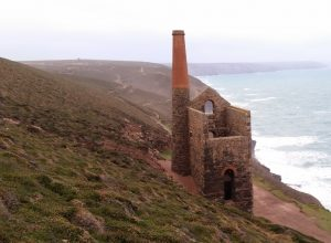 Wheel Coates Tin Mine North Cornwall