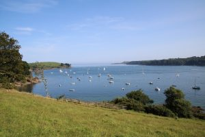 BG Helford Mouth 2 300x200 - A walk from Falmouth to the enchanted Helford River