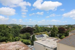 View from Dolvean House